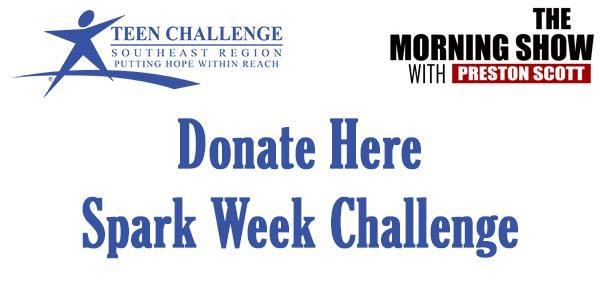 spark week challenge